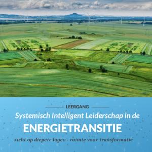 systemisch intelligent leiderschap ion de energietransitie
